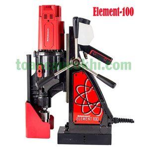 Máy Khoan Từ Element 100