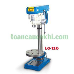 Máy Khoan Bàn LG-120 Bán Tự Động - Giá Chỉ 22TR BH 12 Tháng